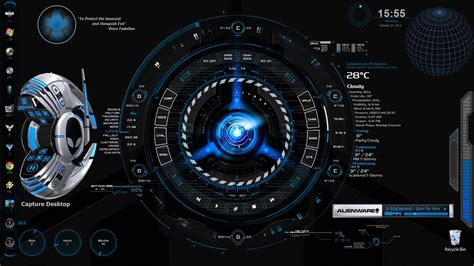themes for design and technology tech a rainmeter theme design by rileywolfgang on deviantart