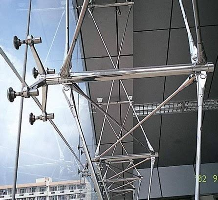 tension wire curtain stainless steel glass tension cable curtain wall tension