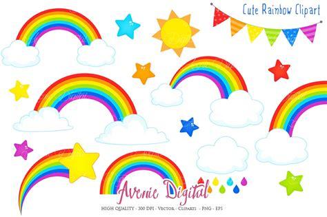 clipart arcobaleno rainbow clipart clipartxtras