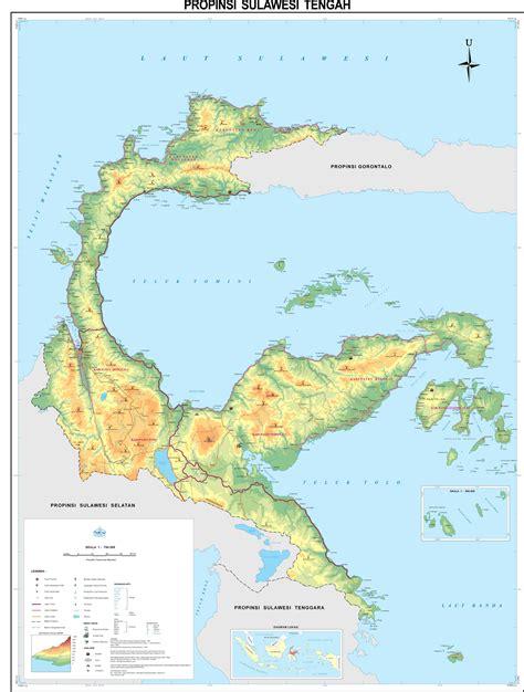 Situs Aborsi Sulawesi Peta 33 Provinsi Indonesia Terbaru Oerleebook S Situs
