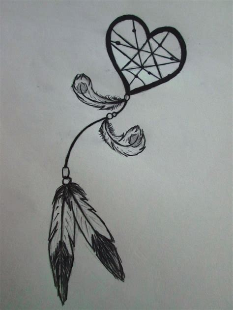 design dream dreamcatcher tattoo by akyta680 on deviantart