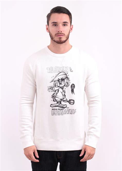 Sweater Marshmello 3 Cloth levis x rick griffin gremlin graphic sweater marshmallow