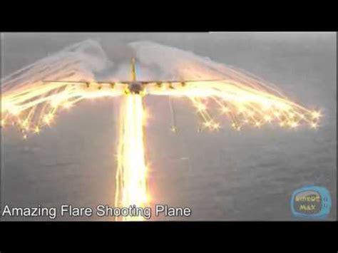 Plain Flare videosmax amazing flare shooting plane