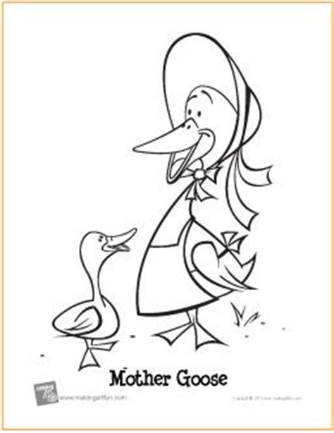 mother goose coloring pages free printable 17 best images about free coloring pages on pinterest