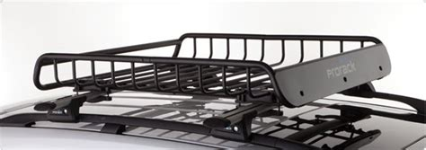 tigerz11 alloy roof rack review steel mesh baskets and alloy trays from prorack