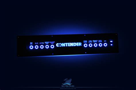 contender boat switch panel switch panel projects see the awesome custom panels we