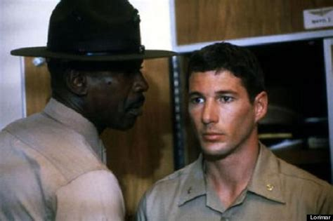 Officer And Gentleman by Arbitrage Richard Gere Reveals He Didn T