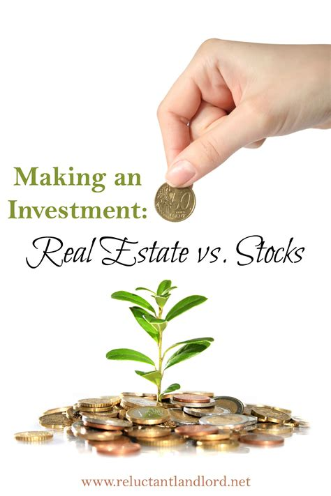 can u buy a house with no money down making an investment real estate vs stocks the reluctant landlord