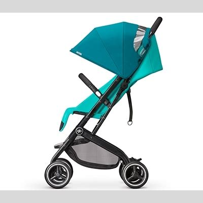 Gb Stroller 008 Q Fold Blue gb qbit review pushchair expert
