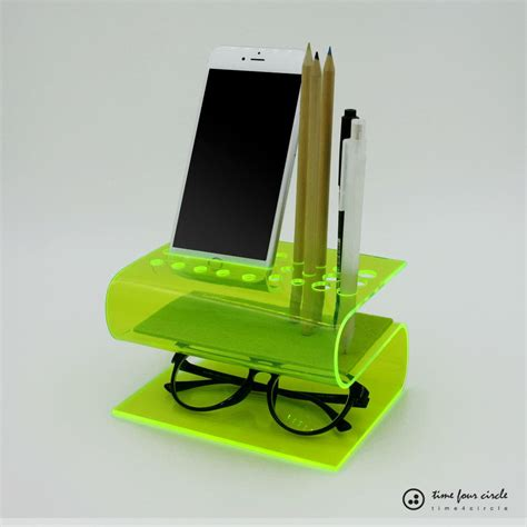 iphone stand cell phone stand desk organizer android