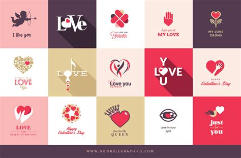 valentines cards cool free 15 cool valentines day cards dribbble graphics