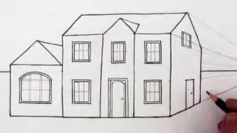 House Drawing Simple House Drawing Duashadi Com