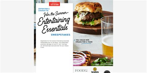 Costco Connection Book Giveaway - sweepstakeslovers daily america s test kitchen more