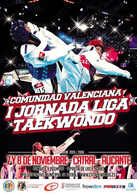 resultados ligas de comunidad valenciana taekwondo chong do lee valencia vi liga de la comunidad