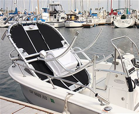 boat t top installation center console t tops