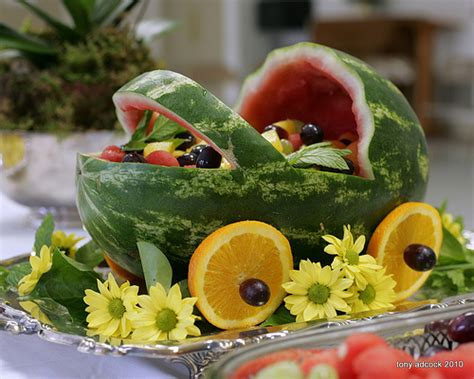 Baby Shower Melon Carriage by Melon Baby Carriage Flickr Photo