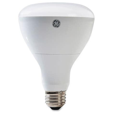 Led 10 Watt ge 10 watt led br30 floodlight 10 w 120 v ac br30 size frosted white light color