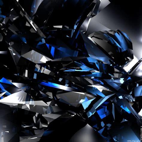 hitam biru keren wallpapersc android