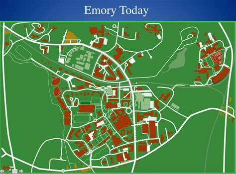 Emory Finder Emory Cus Map My