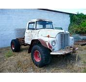 1967 International Loadstar 1600 4x4 All Wheel Drive Great