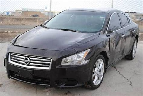 how to sell used cars 2012 nissan maxima security system purchase used 2012 nissan maxima damaged salvage runs loaded luxury sedan priced to sell l k