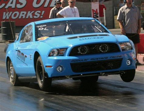 mmr mustang mmr mustang powers into the record books in fontana dragzine