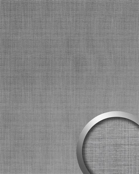 wandverkleidung metall wandverkleidung 20203 refined metal silver ar metalloptik