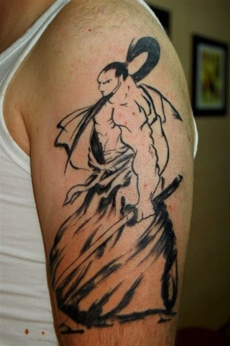 simple asian tattoo design samurai tattoos code of bushido japanese tattoo designs