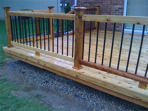Patio Railings Designs Pixels Back To Article 183 Prev 183 Next 183 Simple Wood Deck Railing Designs Pinteres