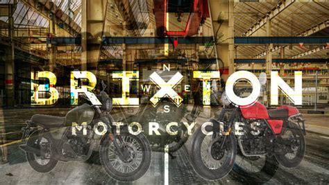 Motorrad 125ccm Brixton by G 252 Nstige Cafe Racer Und Scrambler Brixton Motorcycles