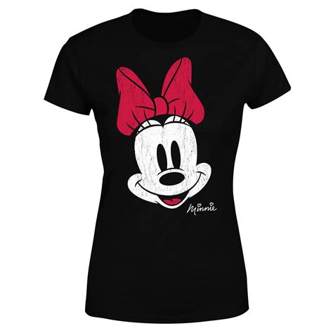 Tshirt Mickey Mouse Black disney mickey mouse minnie s t shirt black