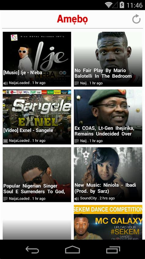 press gist amebo news gist nigeria android apps on google play
