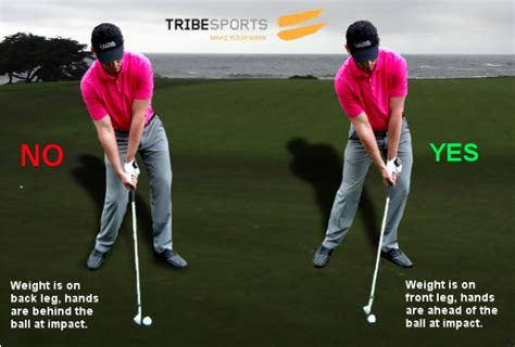 the golf swing it all in the hands how to hit your irons pure and get more solid ball strikes