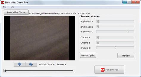 video format quality list improve low quality videos with blurry video clearer free