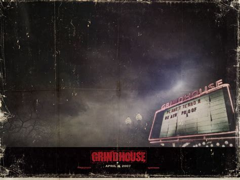 the grind house grindhouse presents wallpaper and background 1600x1200 id 14748