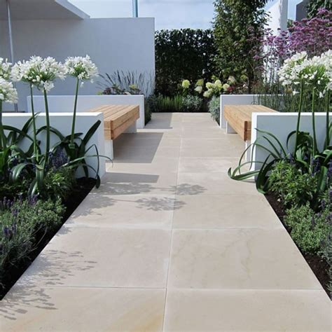 Patio Slab Designs The 25 Best Sandstone Paving Ideas On Sandstone Paving Slabs Garden Slabs And