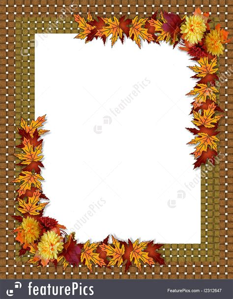 chic floral orange and thanksgiving place cards template 97 fall flowers border orange yellow and