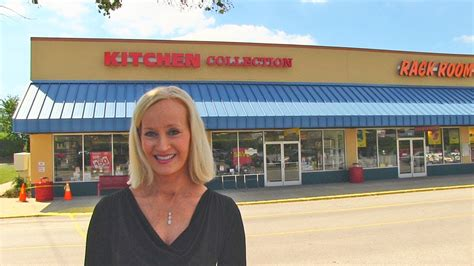 betty s shopping trip to kitchen collection store