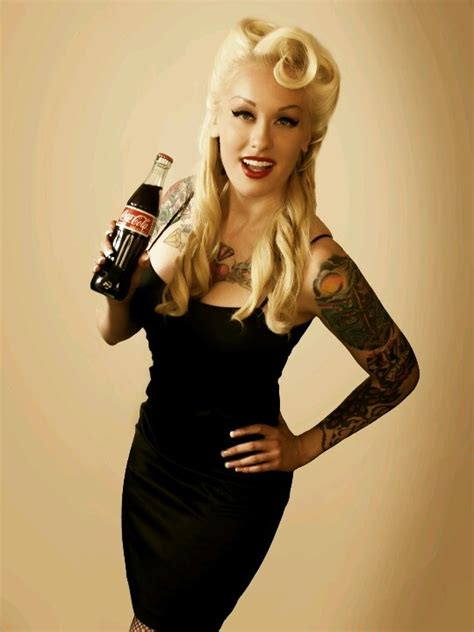 pin anjaan styles on pinterest coca cola pin up girl from pinuplifestyle vintage coca
