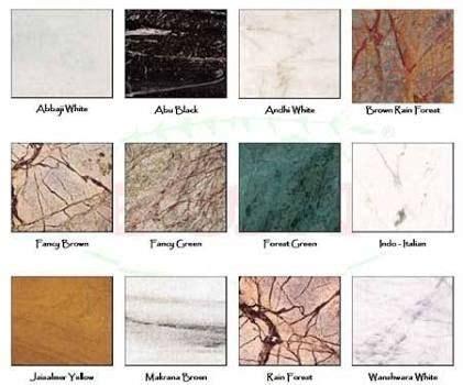 types  marbles   india marble stones stone