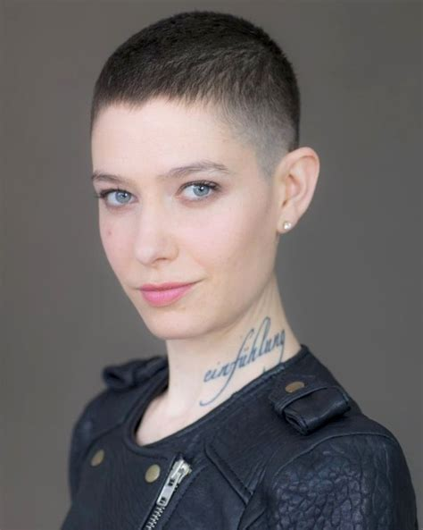 fiance s overreaction to new short hairstyle is over 25 best ideas about buzzed pixie on pinterest undercut