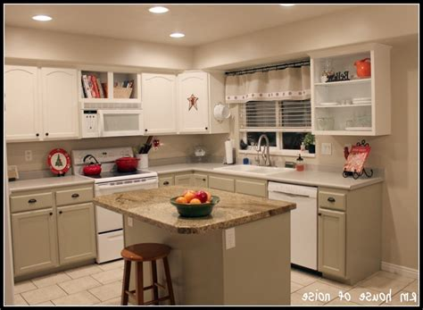 Ideas For Galley Kitchen Makeover by Inexpensive Kitchen Makeovers Hgtv Oak On A Budget Small