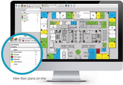 office space design tool space planning software facility planning software edraw