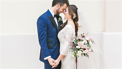 Exclusive: Go Inside Chicago Cub Kris Bryant and Jessica Delp's Las Vegas Wedding   Martha