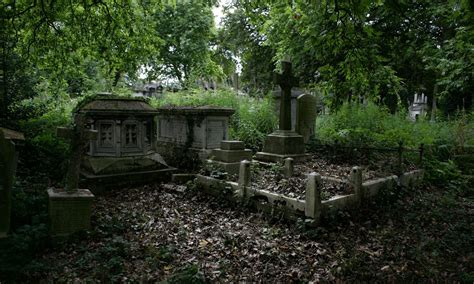Garden Cemetery Grisly Secrets Of Dealing With S Dead