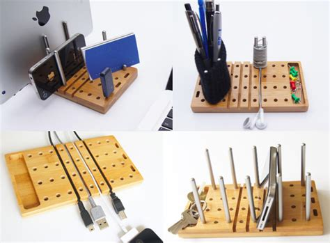 Cool Desk Organizers by 20 Cool Desk Organizers For Your Inspiration Hongkiat