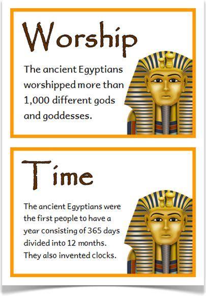 ancient egypt for kids and teachers ancient egypt for kids ancient egypt fact cards treetop displays eyfs ks1