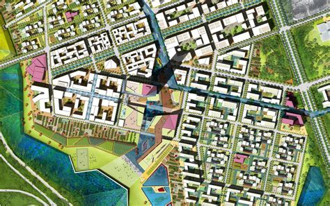 On The Town Nation 5 by Gallery Of Masterplan For National Creative Cluster