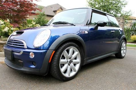 buy used 2004 mini cooper s john cooper works in happy valley oregon united states for us