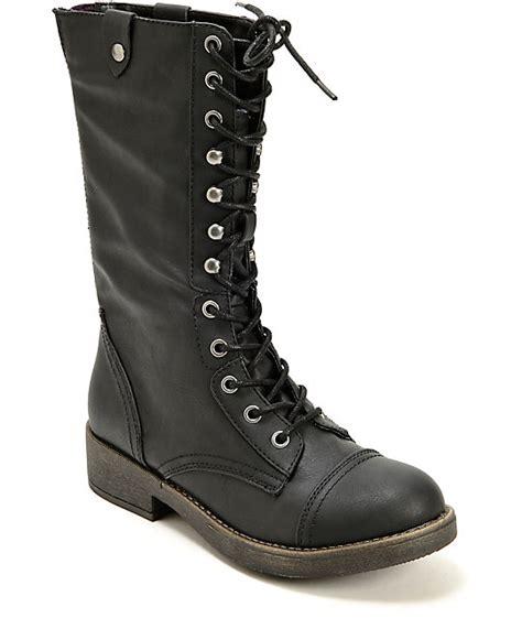 madden combat boots madden motorrr combat boots at zumiez pdp